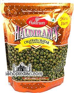 Haldiram's Chatpata Matar