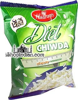 Haldiram's Lite Chiwda (Flaked Rice Snack)