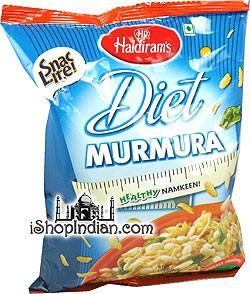 Haldiram's Lite Murmura (Puffed Rice Snack)