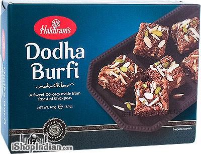 Haldiram's Fresh Dodha Burfi