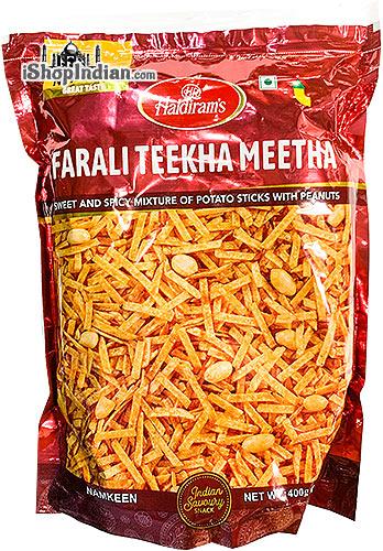 Haldiram's Farali Teekha Meetha Snack Mix