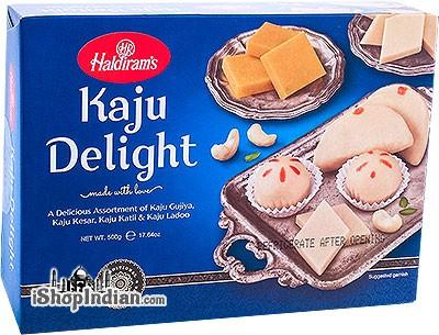Haldiram's Fresh Kaju (Cashew) Delight