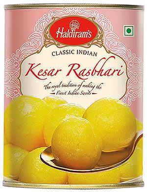 Haldiram's Kesar Rasbhari