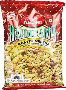 Haldiram's Khatta Meetha Snack Mix
