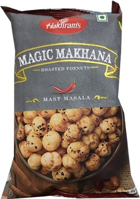 Haldiram's Magic Makhana - Mast Masala