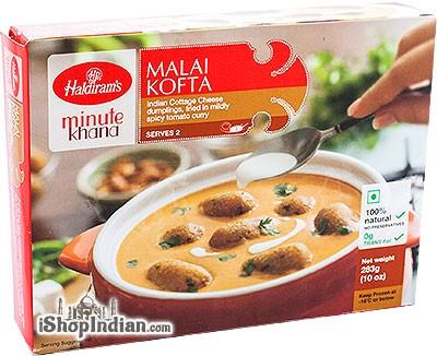 Haldiram's Malai Kofta (FROZEN)