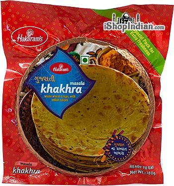 Haldiram's Khakhra - Masala Flavor
