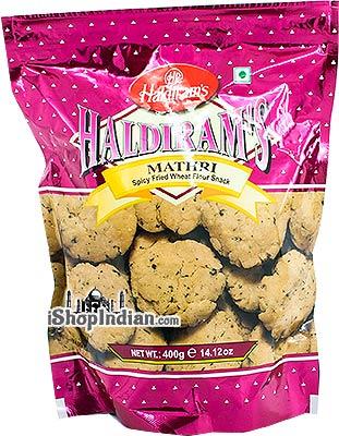 Haldiram's Mathri - 14 oz