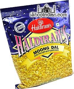 Haldiram's Moong Dal - 7 oz