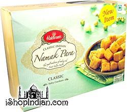 Haldiram's Namak Para (Salty Crackers)