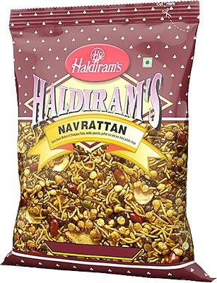 Haldiram's Navrattan Mix - 7 oz