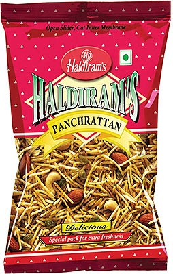 Haldiram's Panchrattan Snack Mix - 7 oz