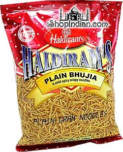 Haldiram's Bhujia Plain - 7 oz