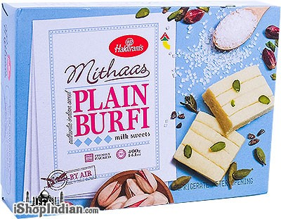 Haldiram's Fresh Plain Burfi