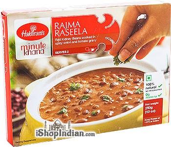 Haldiram's Rajma Raseela (FROZEN)