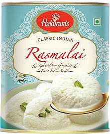Haldiram's Rasmalai