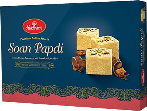 Haldiram's Special Soan Papdi - 250 gm