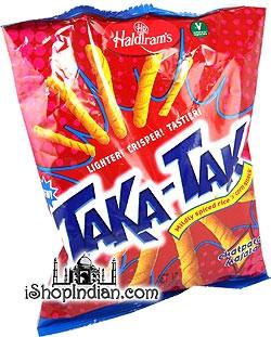 Haldiram's Taka-Tak - Chatpata Masala Snack