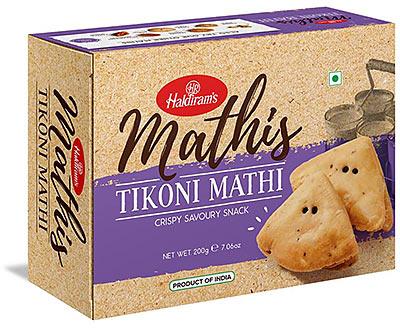 Haldiram's Tikoni Mathi