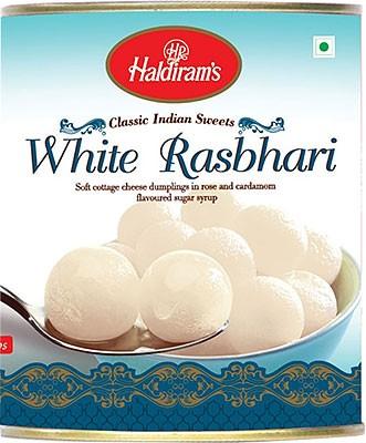 Haldiram's White Rasbhari