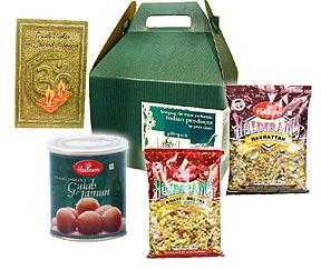 Haldiram's Diwali Gift Pack