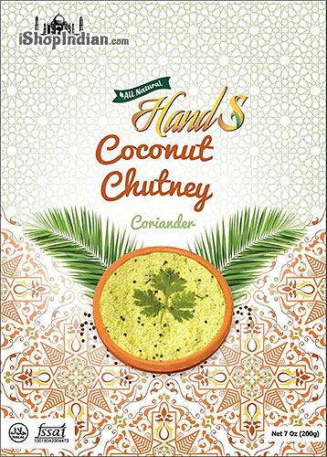 HandS Coconut Chutney with Coriander