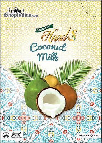 HandS Coconut Milk