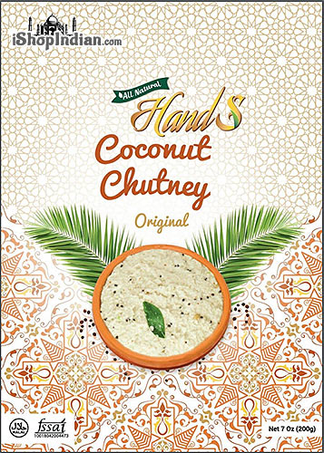 HandS Coconut Chutney - Original
