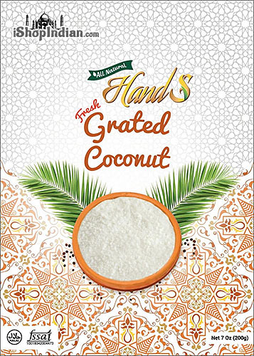 HandS Fresh Grated Coconut