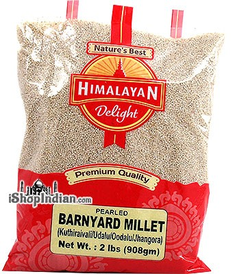 Himalayan Delight Pearled Barnyard Millet