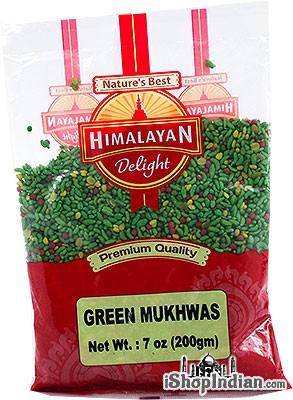 Himalayan Delight Green Mukhwas