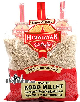 Himalayan Delight Pearled Kodo Millet