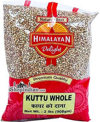 Himalayan Delight Kuttu (Buckwheat) Whole