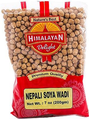 Himalayan Delight Nepali Soya Wadi