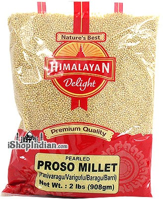 Himalayan Delight Pearled Proso Millet