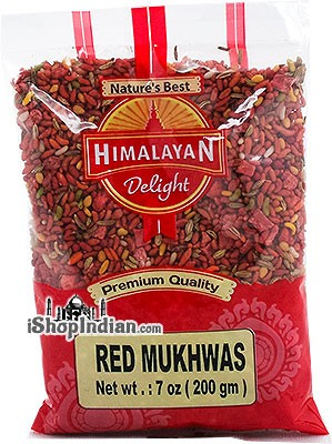 Himalayan Delight Red Mukhwas
