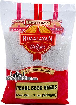 Himalayan Delight Pearl Sago Seeds (Small Sabudana)