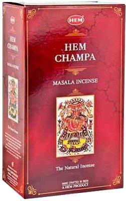 Hem Champa Masala Incense - 180 sticks