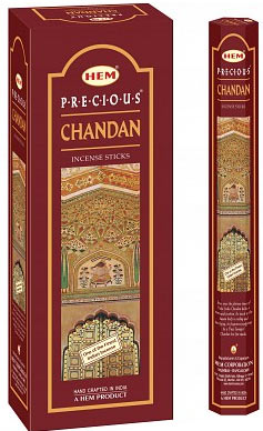 Hem Precious Chandan Incense - 120 sticks