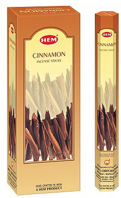 Hem Cinnamon Incense - 120 sticks