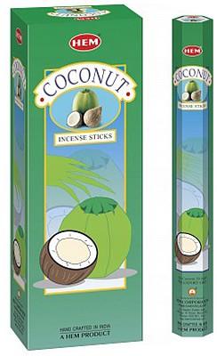 Hem Coconut Incense - 120 sticks