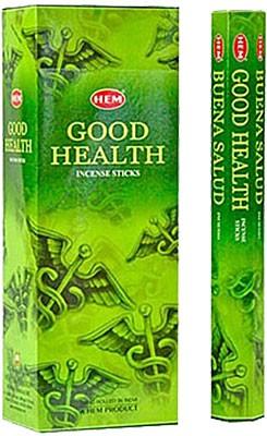 Hem Good Health Incense - 120 sticks