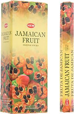 Hem Jamaican Fruit Incense - 120 sticks