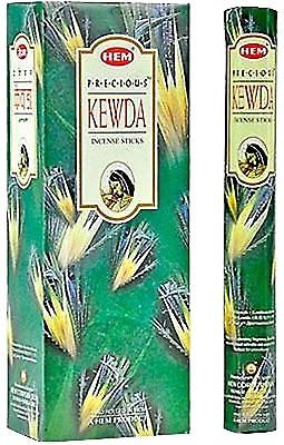 Hem Precious Kewda Incense - 120 sticks