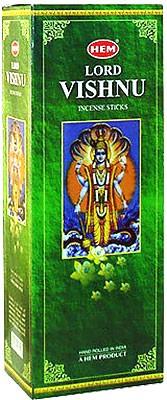 Hem Lord Vishnu Incense - 120 sticks