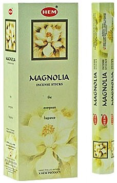 Hem Magnolia Incense - 120 sticks