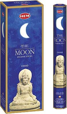 Hem Moon Incense - 120 sticks
