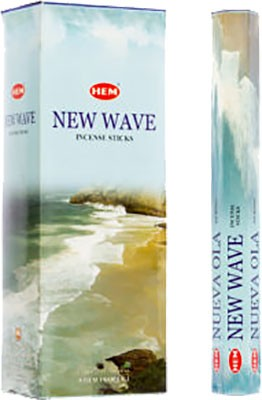 Hem New Wave Incense - 120 sticks