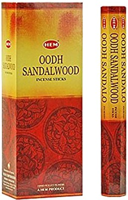 Hem Oodh Sandalwood Incense - 120 sticks