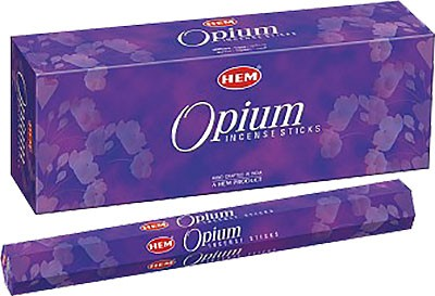 Hem Opium Incense - 120 sticks